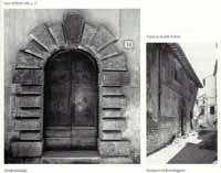 Casa degli Oddoni - Via di Francesco nel Lazio